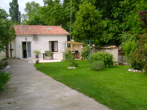 House Roullet-st-estephe - 3 people - holiday home  #9966