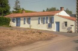 Maison St Christophe Du Ligeneron - 6 personnes - location vacances  n°10020