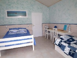 Bed and Breakfast 4 people Brem Sur Mer - holiday home  #10071