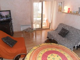 Flat Golfe Juan - 5 people - holiday home