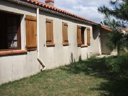 Maison Saint-hilaire De Riez - 4 personnes - location vacances  n°10113