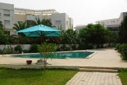 Appartement Yasmine Hammamet - 8 personnes - location vacances  n°10120