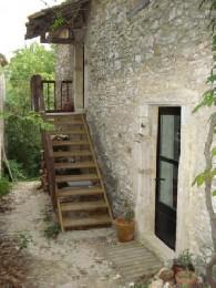 Studio 3 personnes Goudargues - location vacances  n°10152