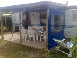 Mobile home La Tranche/mer - 6 people - holiday home  #10162