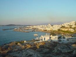 Gite à Paros pour  4 •   vue sur mer