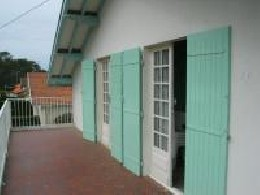Maison 6 personnes Biscarrosse Plage - location vacances  n°1032