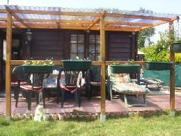 Caravane 5 personnes Salperwick - location vacances  n°10366