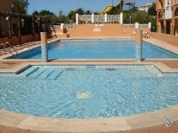 Flat in Cap agde for   6 •   with shared pool