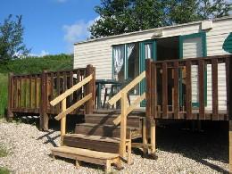 Mobil-home Saint Vasst Dieppedalle - 4 personnes - location vacances  n°10533