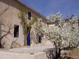 Gite Villanueva De Tapia - 8 people - holiday home  #10560