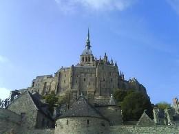 Ferme 10 personnes Mont St Michel - location vacances  n°10655
