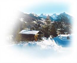Chalet 6 personnes Morillon - location vacances  n°10698