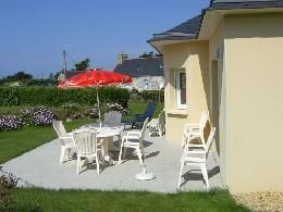 Maison Lampaul Plouarzel - 5 personnes - location vacances  n°10757