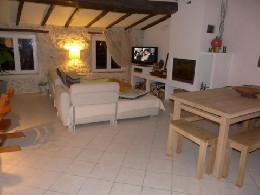 Maison Saint Jeannet - 6 personnes - location vacances  n°10829