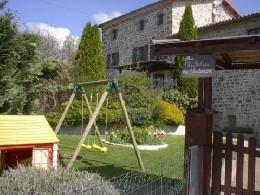 Chambre d'hôtes St Pal De Chalencon - 4 personnes - location vacances  n°10845