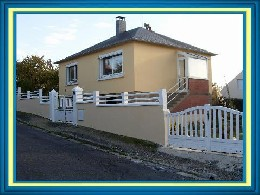 House Donville Les Bains - 8 people - holiday home  #10853