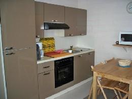 Studio Arette - 6 personnes - location vacances  n°11017