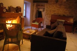 Huis 8 personen Frasseto - Vakantiewoning  no 11027