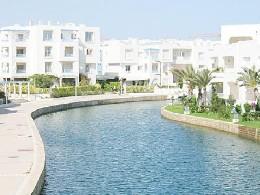 Appartement à Hammamet pour  4 •   avec piscine partagée