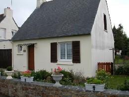 Maison à Tredrez-locquemeau pour  6 •   parking privé