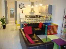 Flat Fos - 5 people - holiday home  #11116