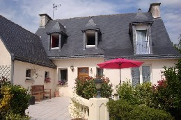 House Tregomeur - 8 people - holiday home  #11263