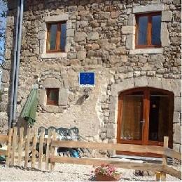 Gite in St maurice de lignon für  6 •   mit Terrasse  N°11283