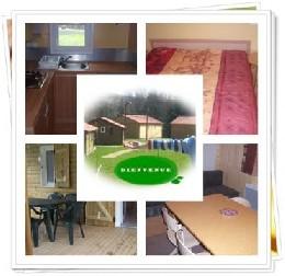 Chalet Pontgibaud - 5 personnes - location vacances  n°11319