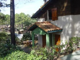 Maison Lacanau Ocean - 3 personnes - location vacances  n°11339