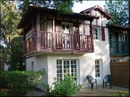 Maison Moliets - 8 personnes - location vacances  n°11407