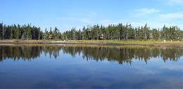 Chalet Gaspé - 6 people - holiday home  #11409