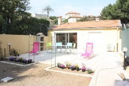 Maison à Nice pour  4 •   1 salle de bains   n°11443