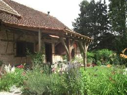 Ferme 3 personnes Lons Le Saunier - location vacances  n°11460
