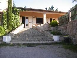 Maison Jaujac - 12 personnes - location vacances  n°11523