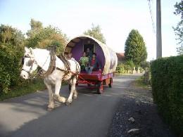Caravane Gommegnies - 3 personnes - location vacances  n°11554
