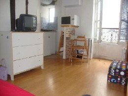Studio Paris - 4 people - holiday home  #11573