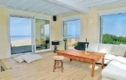 Maison à Blainville sur mer pour  4 •   avec terrasse   n°11615