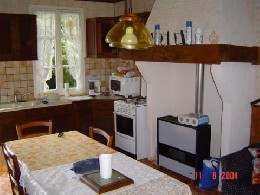 Gite in Rilhac-treignac for   4 •   animals accepted (dog, pet...)