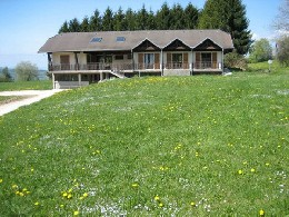 Chalet Thorens-glières - 20 people - holiday home  #11713