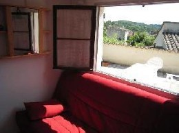 House 2 people Valbonne - holiday home  #11729