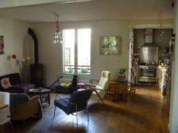House Bois Colombes - 9 people - holiday home  #11748