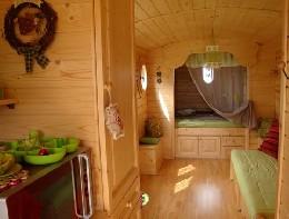 Maison Sazeray - 4 personnes - location vacances  n°11758