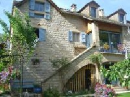 Gite Sainte Enimie - 4 personnes - location vacances  n°1178