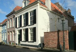 House Doesburg - 4 people - holiday home  #11821
