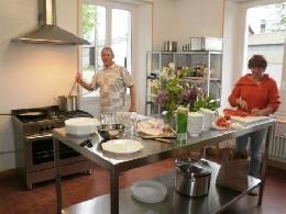 Gite Ménétrux En Joux - 14 people - holiday home  #11854
