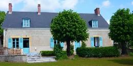 Maison Neuvy Saint Sepulchre - 6 personnes - location vacances  n°11901