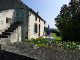 House Evaux Les Bains - 2 people - holiday home  #11925