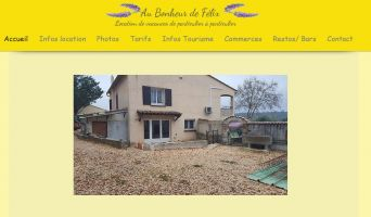 Gite Seynes - 4 people - holiday home  #11944