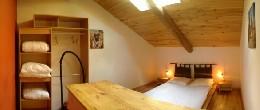 Maison Xirocourt - 3 personnes - location vacances  n�12063