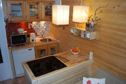 Appartement Puy Saint Vincent  - 6 personnes - location vacances  n°12068